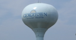 GMWSS Water Tower